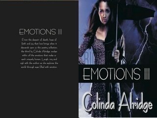 EMOTIONS VOl. 3 Cover